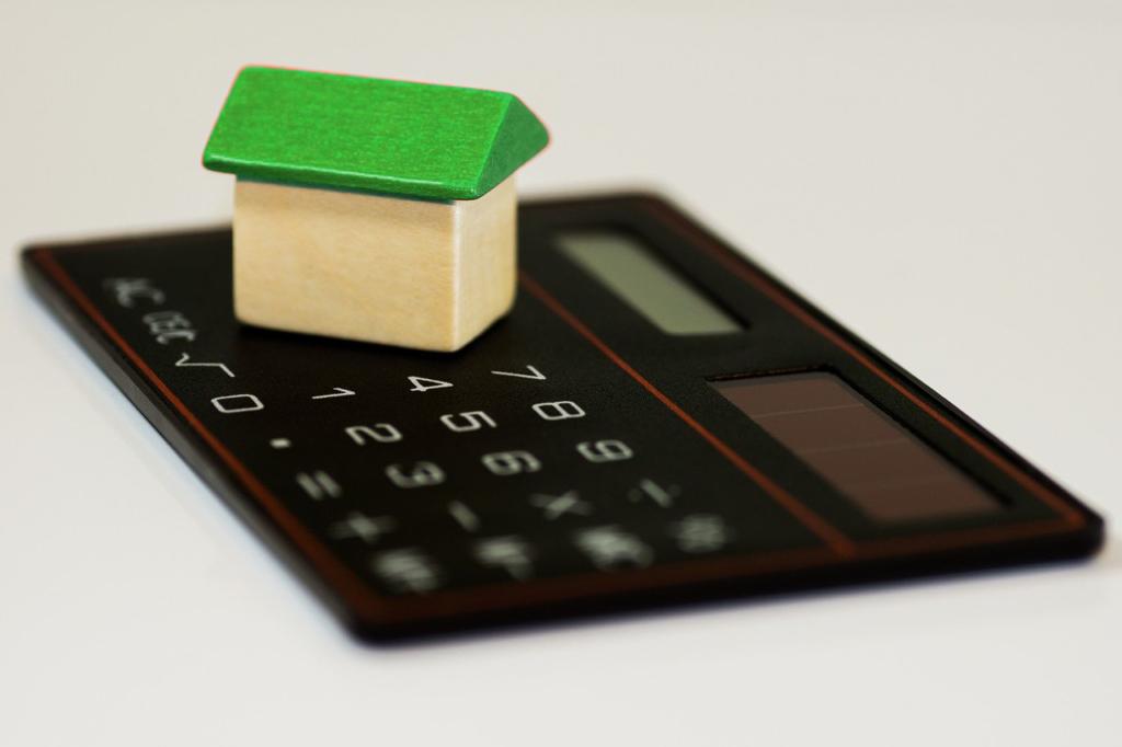 petite maison sur calculatrice